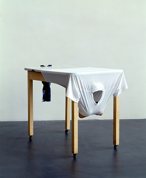 Bitch 1995 Sarah Lucas